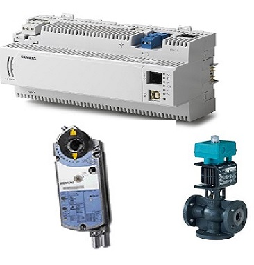 Siemens Épületautomatizálás